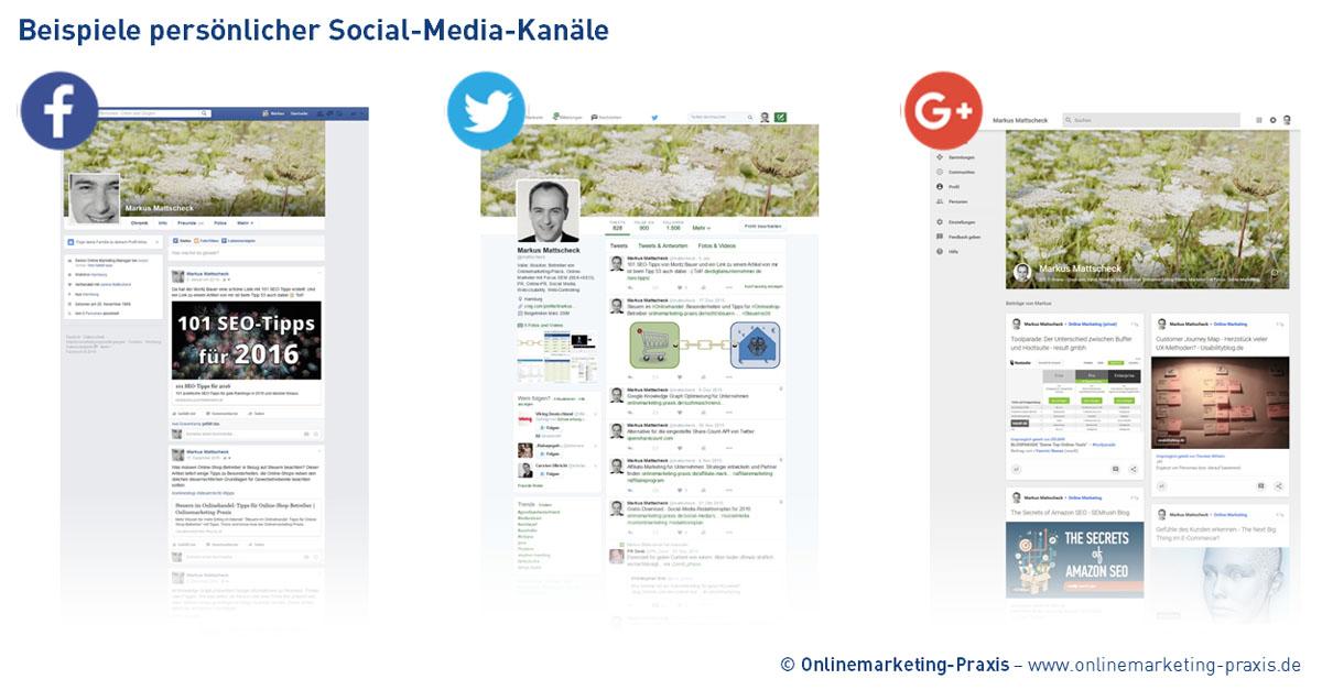 Personal Branding: Grundlagen, Ziele, Strategie, Beispiele & Tipps ...