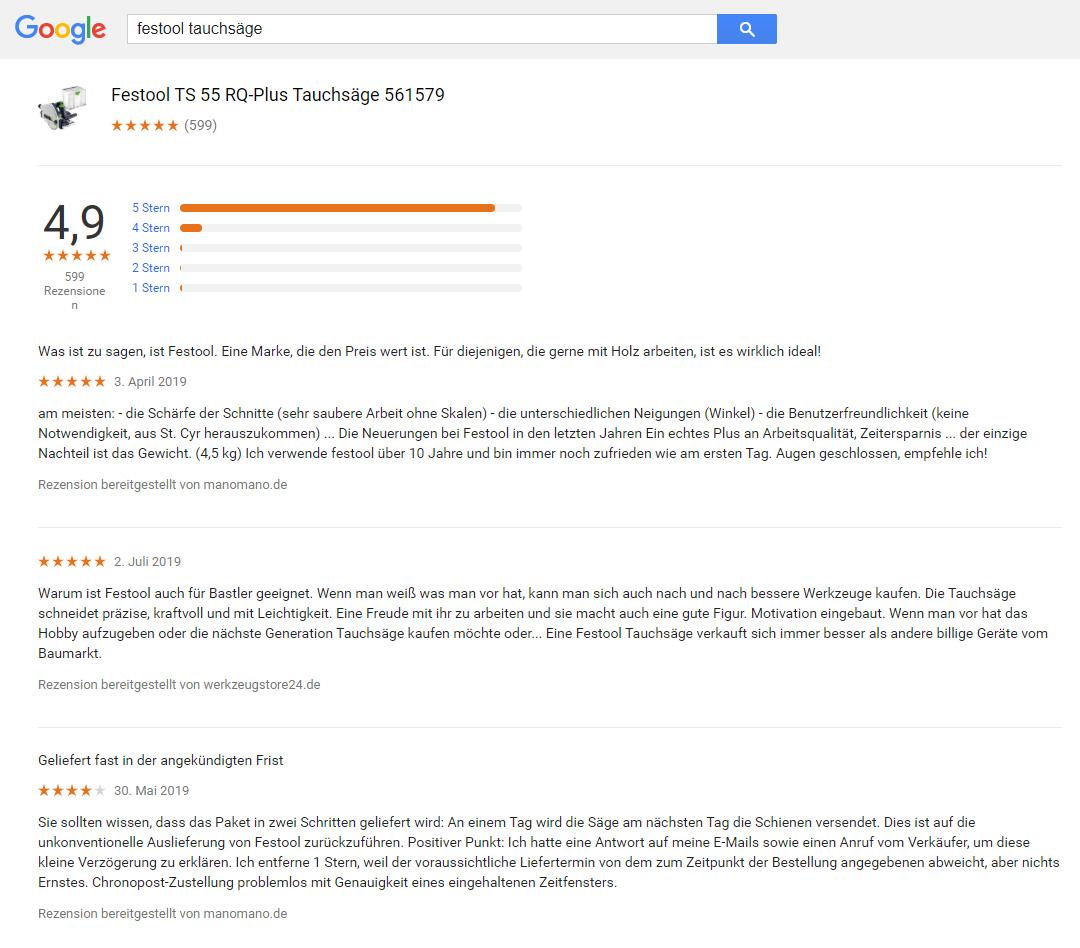 Ratgeber zu Bewertungen im Internet   Onlinemarketing Praxis