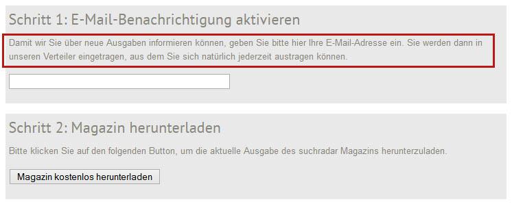 emailadressen kostenlos